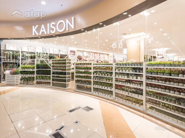 Minimalistic Scandinavian Retail@Kaison @ Aeon Bukit Tinggi