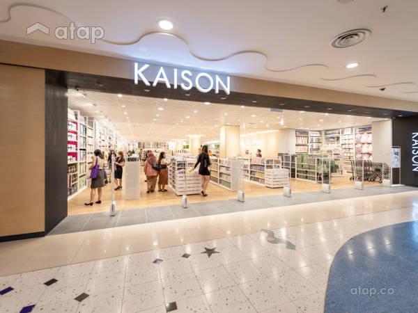 Asian Minimalistic Retail@Kaison @ Sunway Pyramid