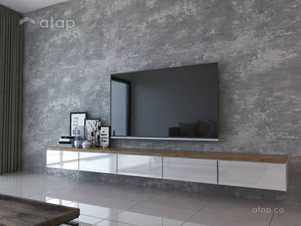 Malaysia Industrial Living Room Architectural Interior Design Ideas In Others Atap Co