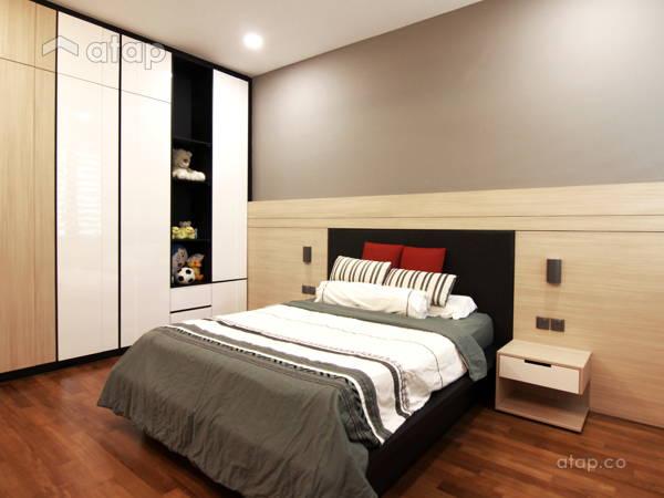 Malaysia Green Asian Bedroom architectural & interior design ideas ...