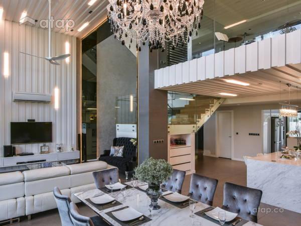 Malaysia Classic Living Room architectural & interior design ideas ...