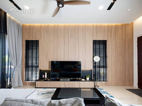 Contemporary Modern Living Room@Sunway Eastwood, Seri Kembangan
