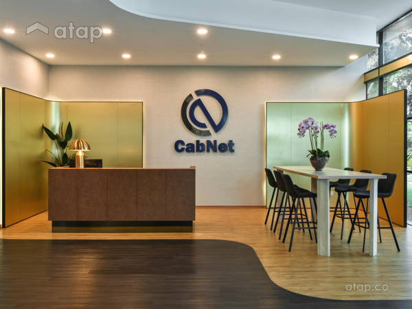 Contemporary@Cabnet Workplace