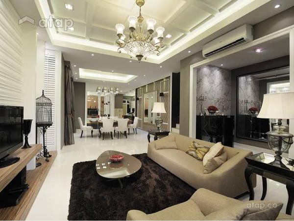 Classic Living Room@Greenhill