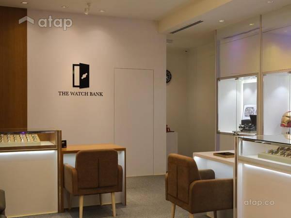 Malaysia White Retro Retail architectural & interior design ideas in ...