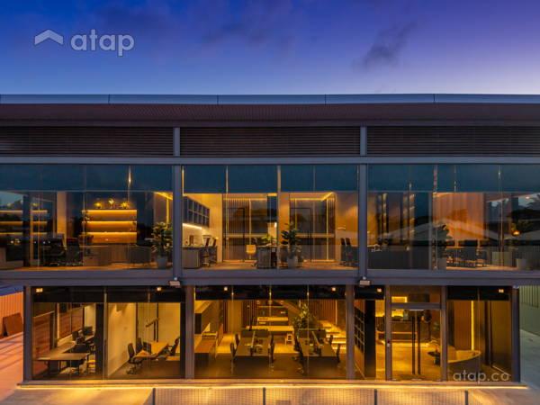 Contemporary Modern Exterior Office@Factory Office @ Kota Masai, Johor Bahru
