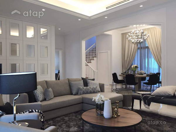 Malaysia Classic Living Room Architectural Interior Design Ideas In