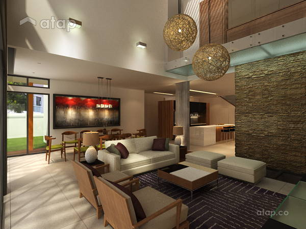 Family Room Study Room@Nature Tropical Homed