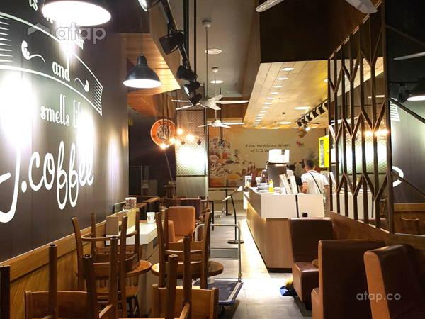 Malaysia Retail architectural interior design ideas in Melaka Raya