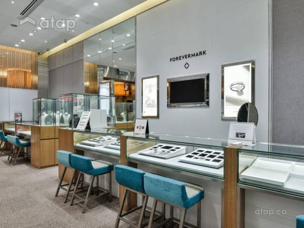 Malaysia Minimalistic Retail architectural & interior design ideas ...
