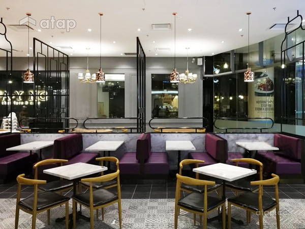 Classic Modern Retail@KD Restaurant