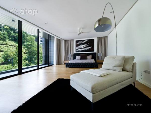 Minimalistic Bedroom@L Residence