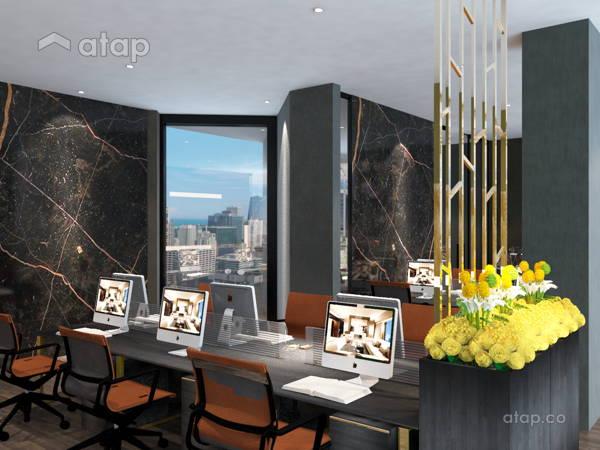 Malaysia Classic Office architectural & interior design ideas in ...