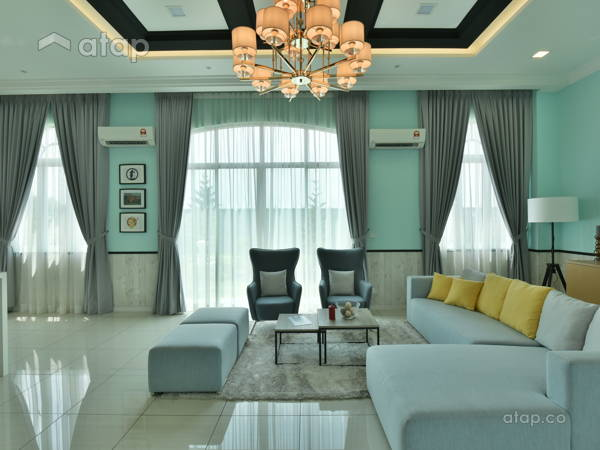 Modern Living Room@Setia Eco Park