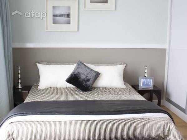 Contemporary Bedroom@Contemporary Design @ Zenia Desa Park City