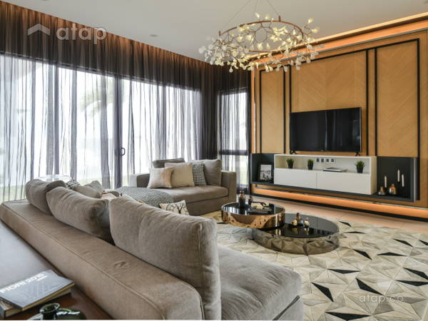 Malaysia Living Room architectural & interior design ideas in ...