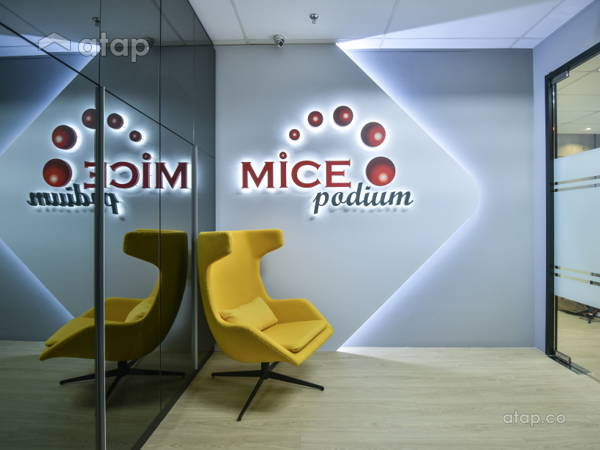 Contemporary Modern Office@MICE PODIUM