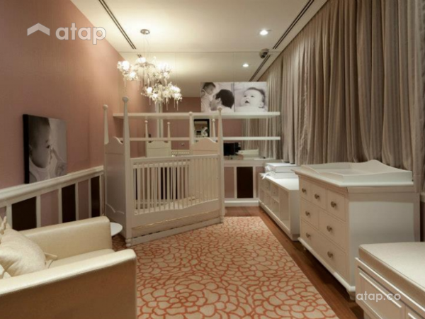 Contemporary Modern Bedroom Kids@N residence