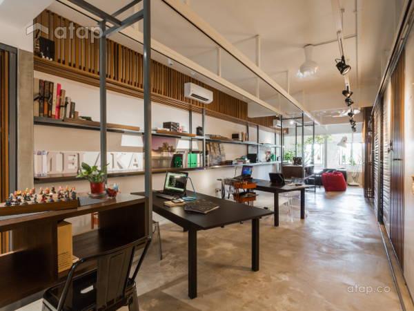 Superbe Zen Office @ 12e Design Studio ...