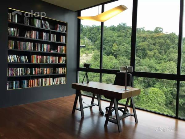 Malaysia Neutral Modern Study Room Architectural U0026 Interior Design Ideas In  Malaysia | Atap.co