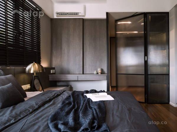 Contemporary Bedroom@SILHOUETTE