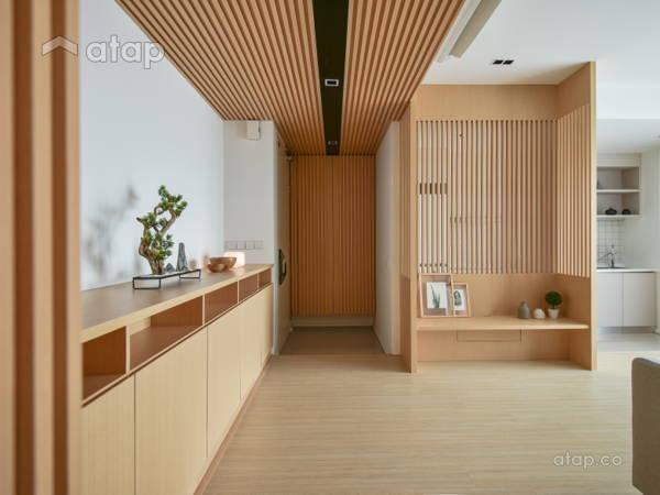Minimalistic Zen Living Room@Verdi Condominium, Cyberjaya