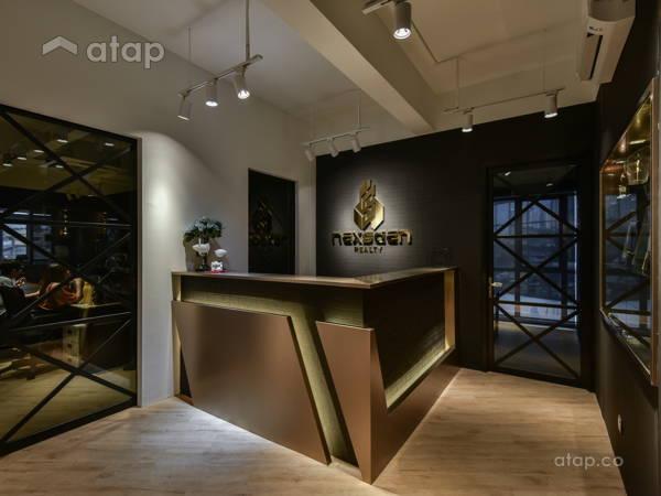 Industrial Rustic Office@< Dynamic Spectrum > Nexsgen Realty @ PJ21
