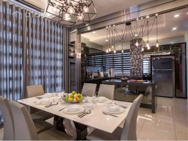Vibrant Interior Design Services