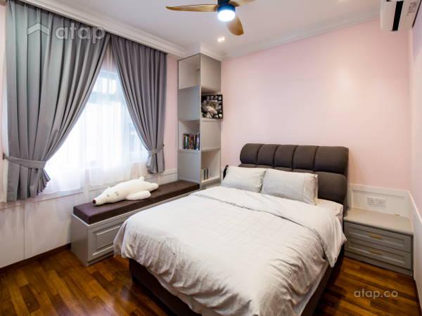 Malaysia Pink Vintage Kids architectural & interior design ideas in ...