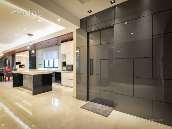 Modern Foyer Design Pictures : Malaysia foyer architectural interior design ideas in