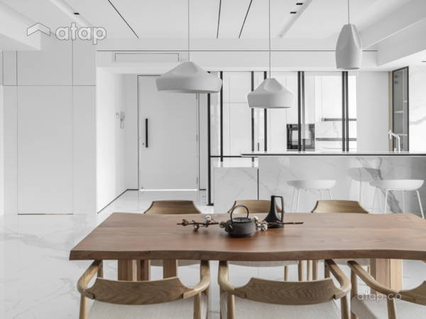 Malaysia Zen Kitchen Architectural Interior Design Ideas In