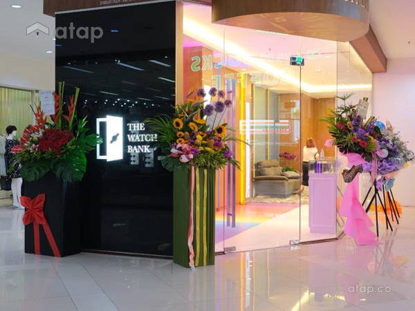 Contemporary Modern Retail@Watch Bank @ Hartamas Shopping Centre