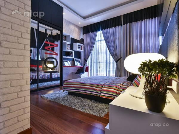 Malaysia balcony bedroom architectural interior design for Balcony design ideas malaysia