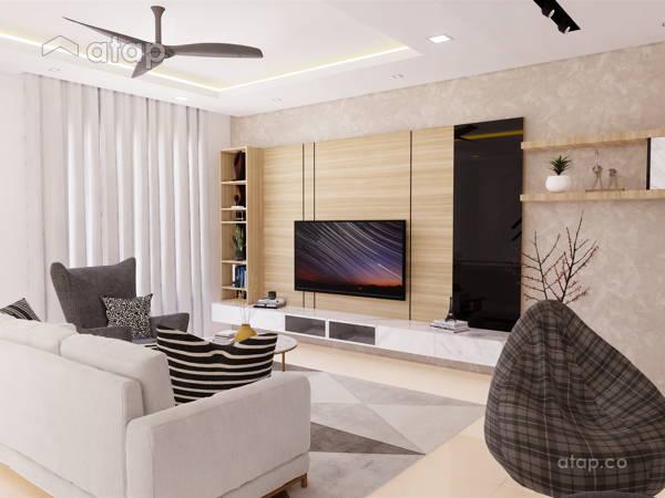 Modern Living Room@JALAN KERAPU, SEREMBAN