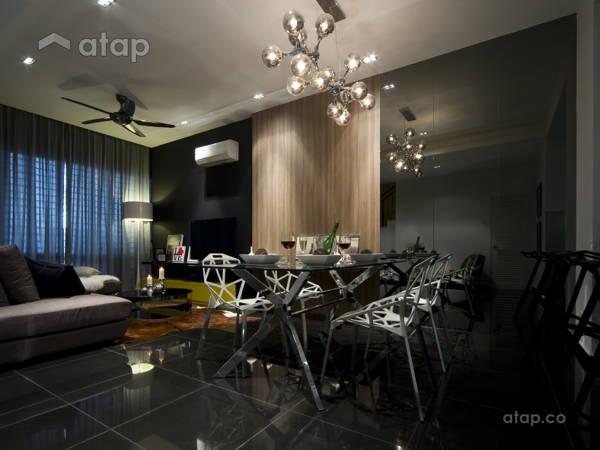 Modern Retro Dining Room Living Room@Petunia 59, Klang