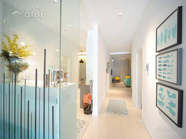 Scandinavian Foyer@HighPark Suites