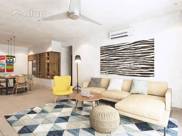 Malaysia Zen Living Room Architectural U0026 Interior Design Ideas In Malaysia  | Atap.co