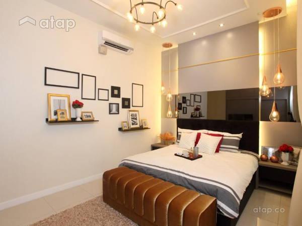 Contemporary Modern Bedroom@Isle Of Kamares Setia Eco Glades, Cyberjaya