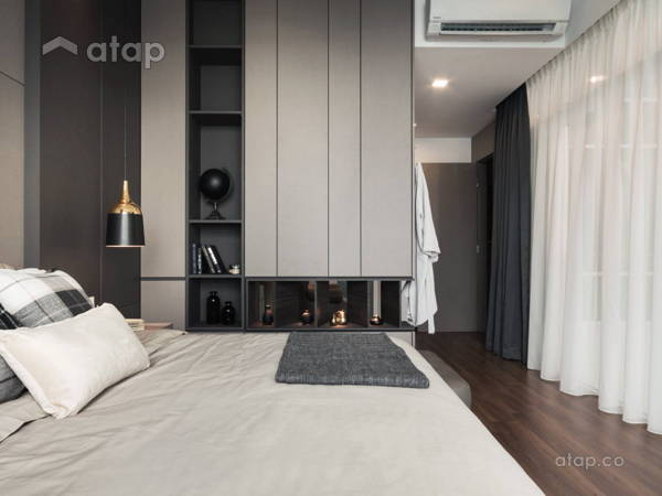 Contemporary Bedroom@SCENT