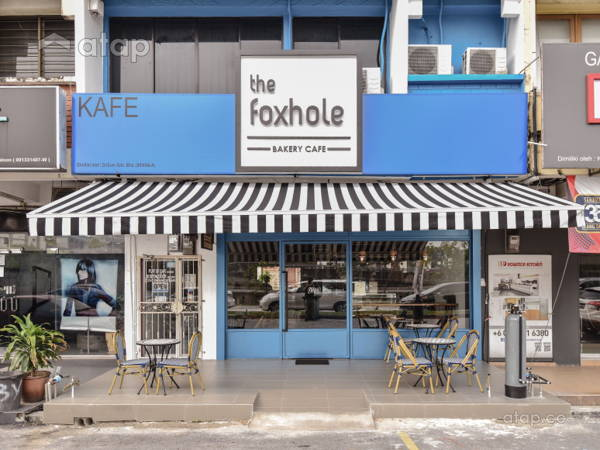 Industrial Retro F&B@The Foxhole Bakery Cafe