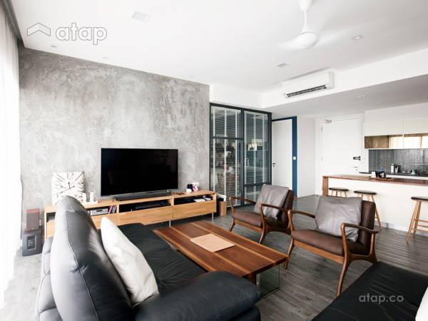 Industrial Modern Kitchen Study Room@Five Stones Petaling Jaya Selangor