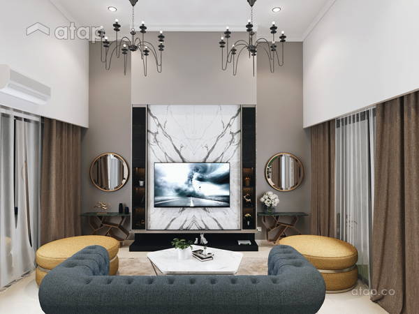 Contemporary Living Room@Oasis 2