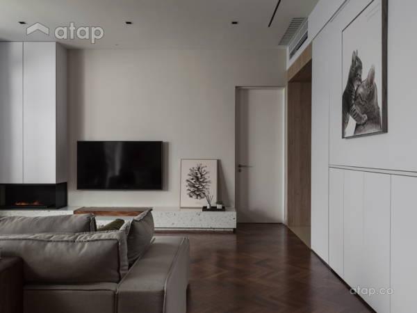 Minimalistic Living Room@FUUUR