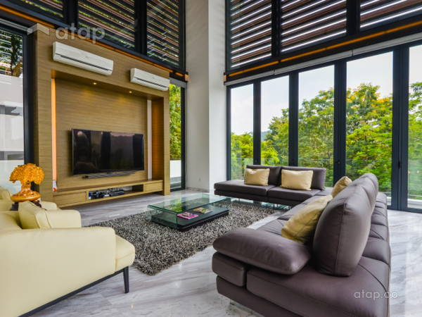 "Asian Zen Living Room@""Elegant Simplicity"""