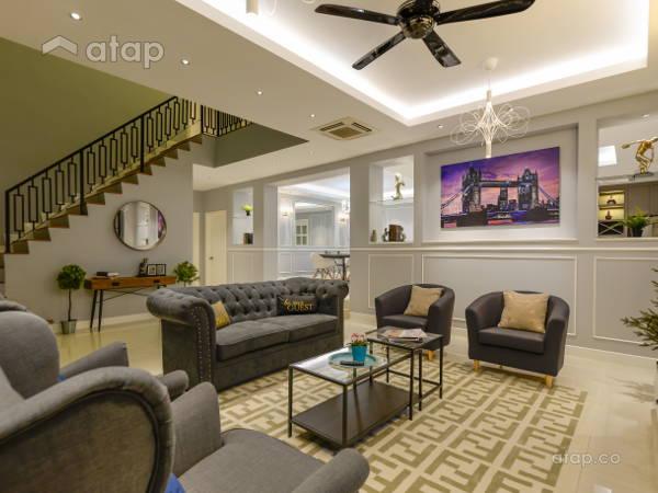 Malaysia vintage architectural interior design ideas in for Living room design johor bahru