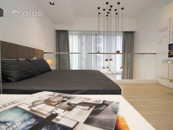 Modern Bedroom@M City