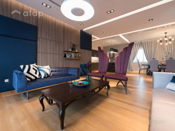 Malaysia Interior Designer Projects In