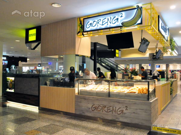 Malaysia Yellow Retail architectural & interior design ideas in ...