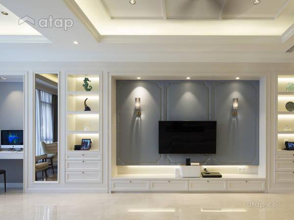Malaysia Green Classic Study Room Architectural U0026 Interior ...