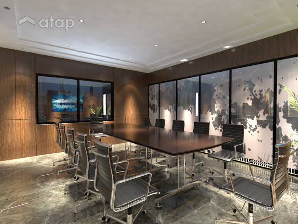 classic modern office london office design